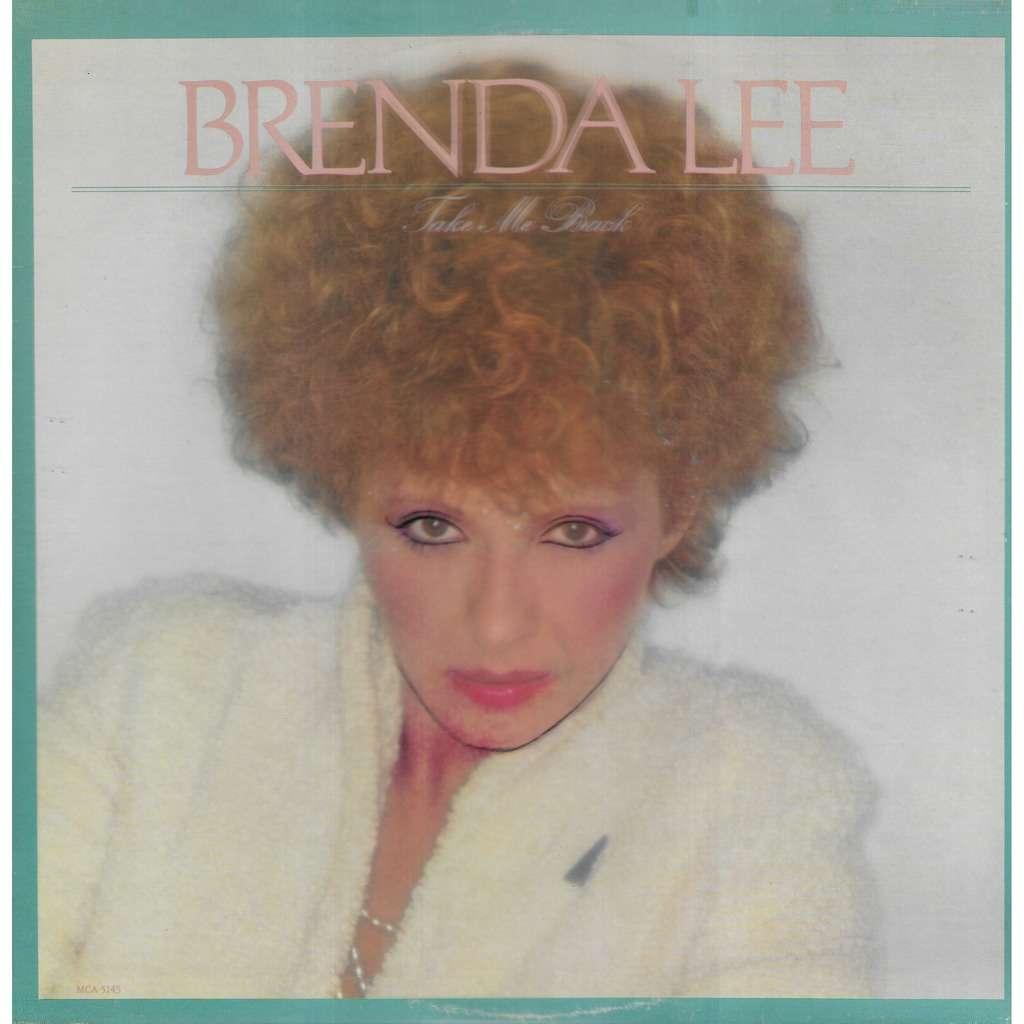 Brenda LEE Take Me Back