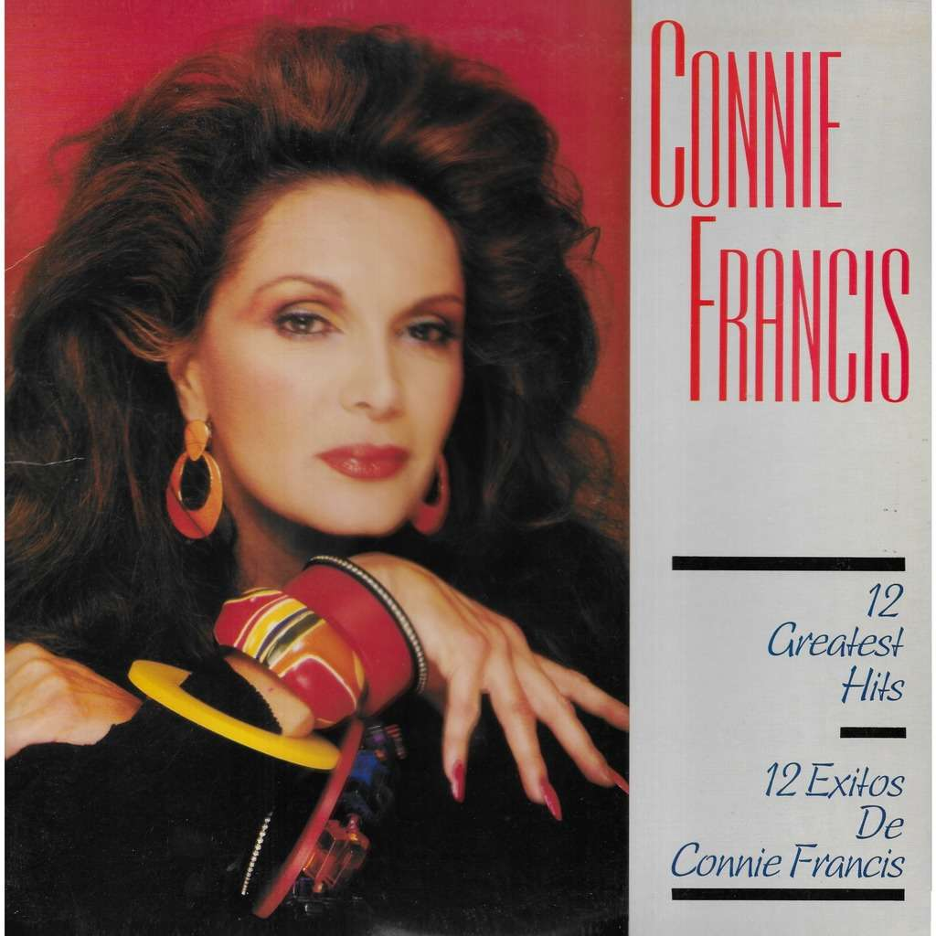 Connie FRANCIS 12 Greatest hits 12 Exitos