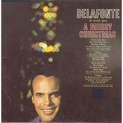 HARRY BELAFONTE A MERRY CHRISTMAS