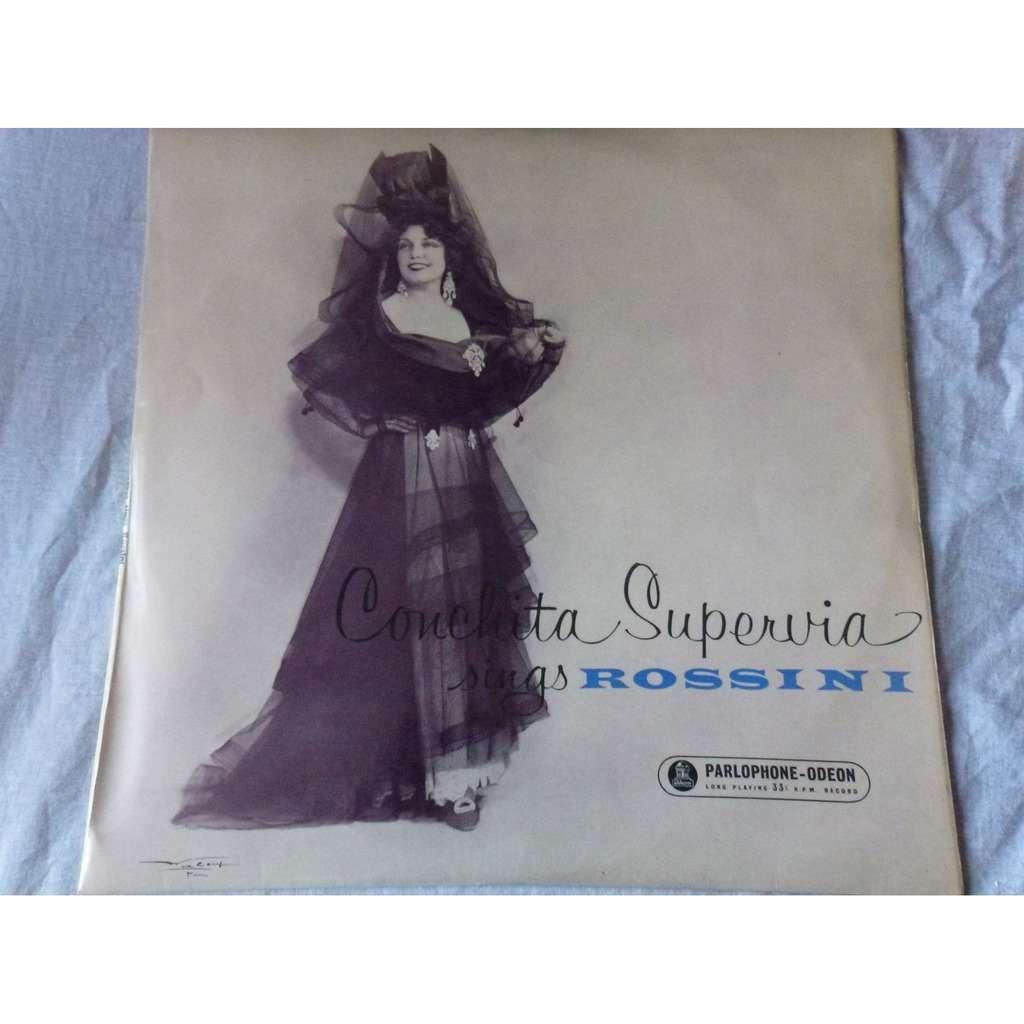 Conchita Supervia Sings Rossini