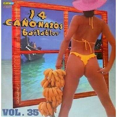 14 CAÑONAZOS BAILABLES VOL 35 PRESS/FUENTES/1995 14 CAÑONAZOS BAILABLES VOL 35 PRESS/FUENTES/1995