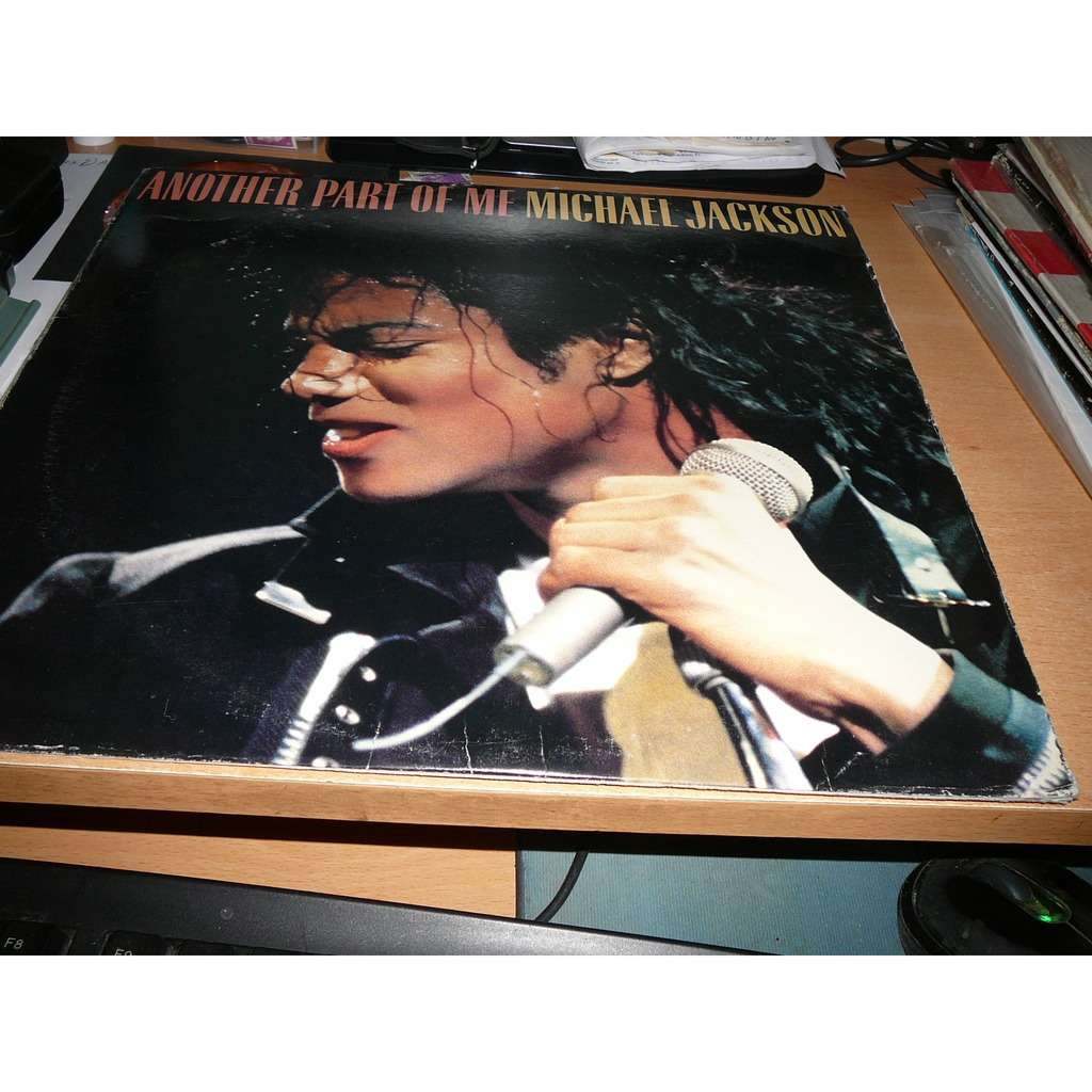 Michael Jackson Another Part Of Me (12' Mixes)