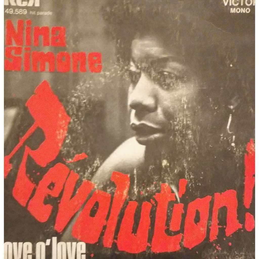Nina Simone Revolution / Love O' Love