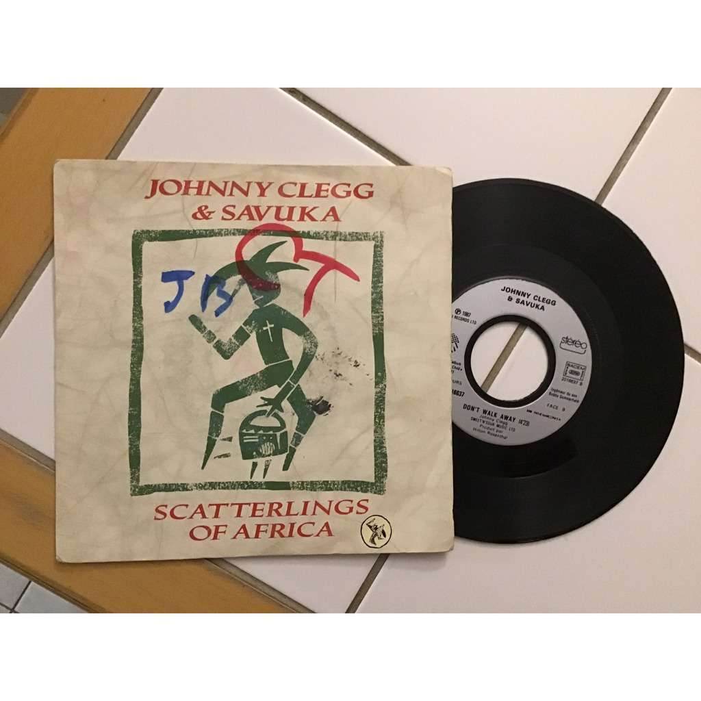 CLEGG Johnny Scatterlings of Africa/Don't walk away