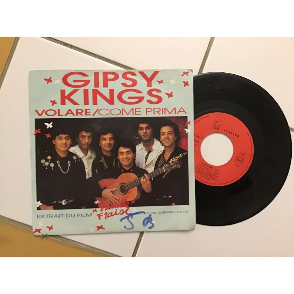 Gipsy Kings Volare / Come Prima