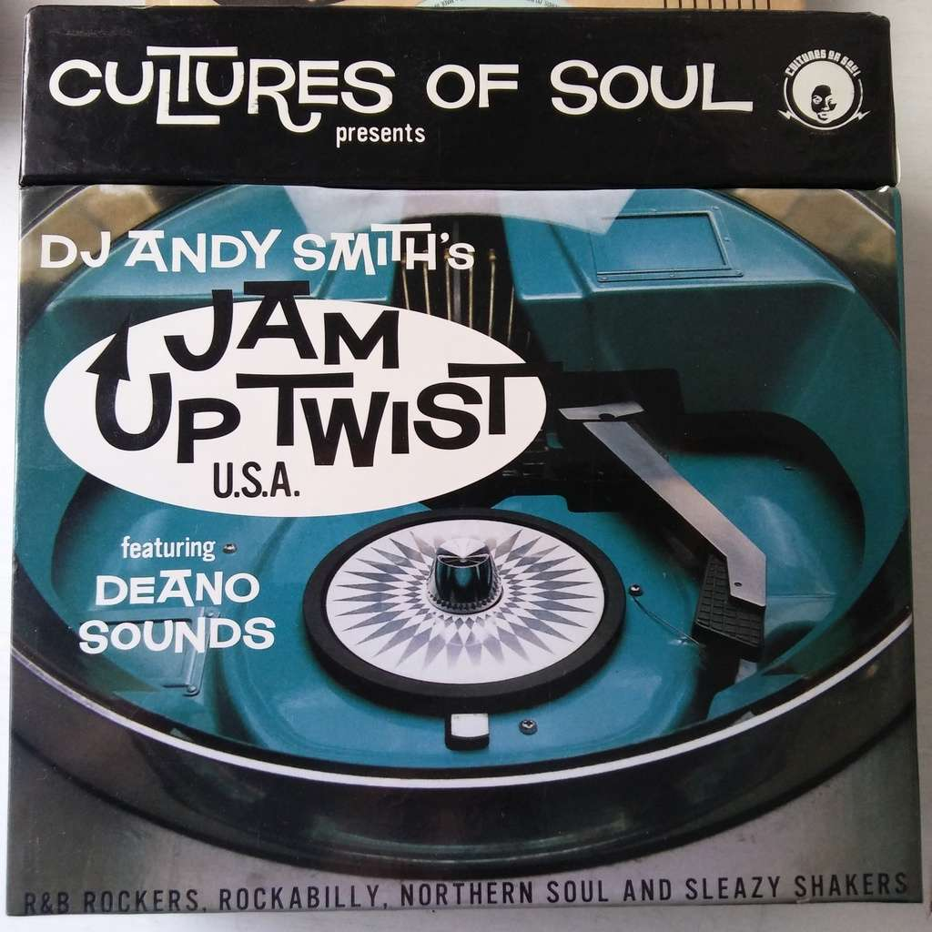 Various DJ Andy Smith's Jam Up Twist U.S.A.