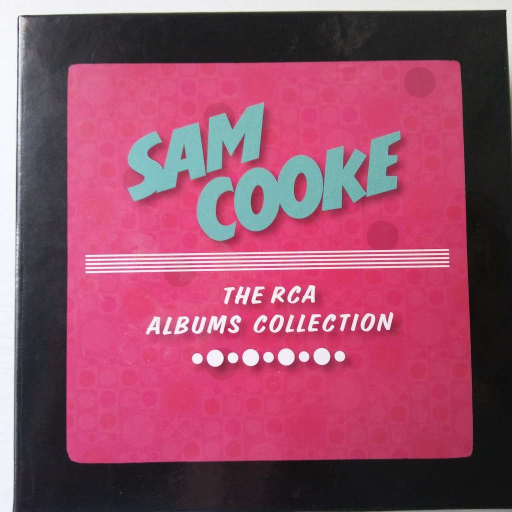 Sam Cooke The RCA Albums Collection
