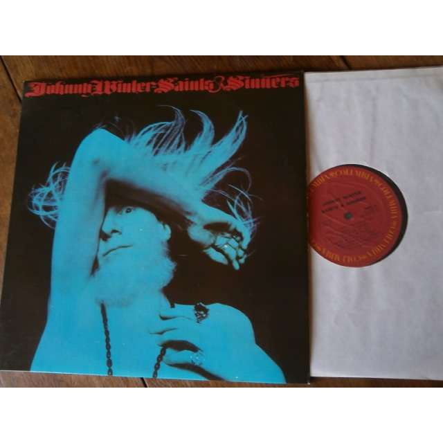 johnny winter Saints & sinners