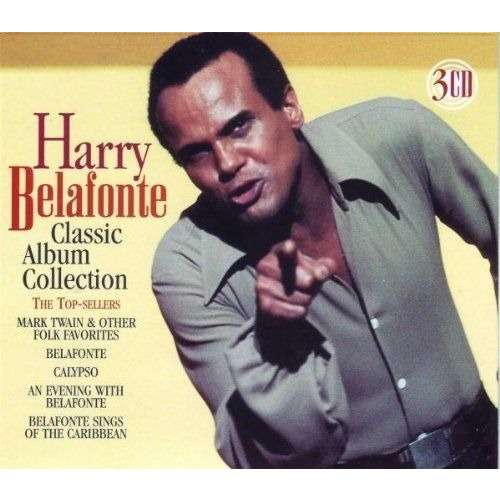 HARRY BELAFONTE CLASSIC ALBUM COLLECTION - ORIGINAL RECORDINGS / DIGITALLY REMASTERED
