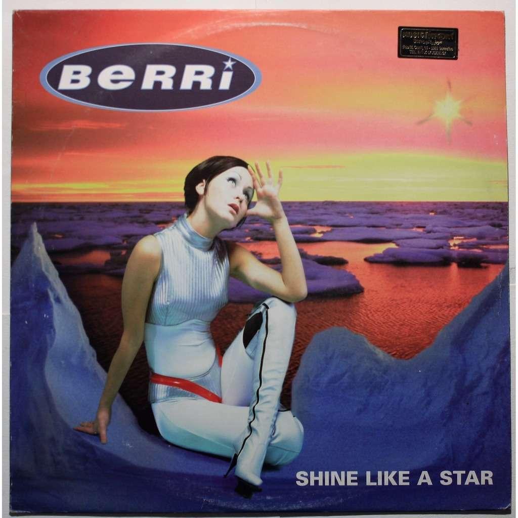 BERRi Shine like a star
