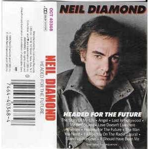 neil diamond headed for the future