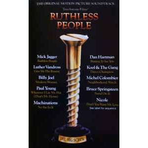 original motion picture soundtrack ruthless people