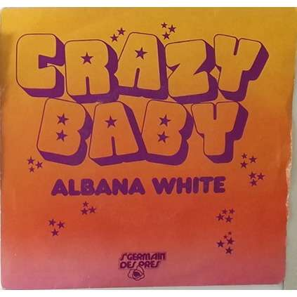 albana white / les hippocampes Crazy baby - summer song