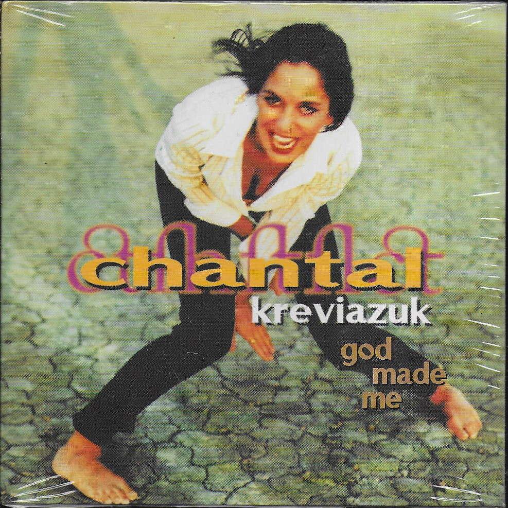 Chantal KREVIAZUC God made me - Disagree