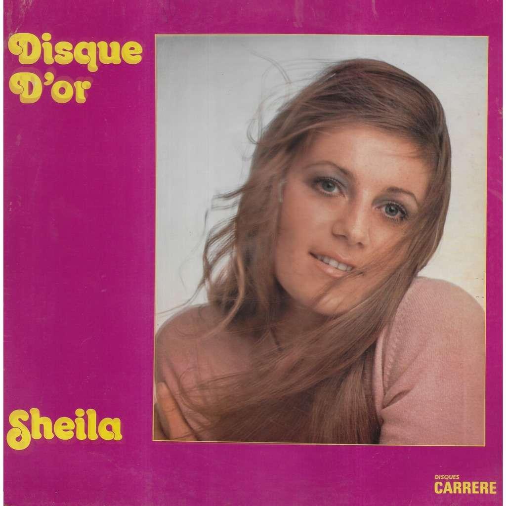 SHEILA Disque d' Or