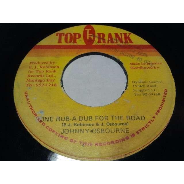 Johnny Osbourne One Rub-Dub For The Road ORIG.
