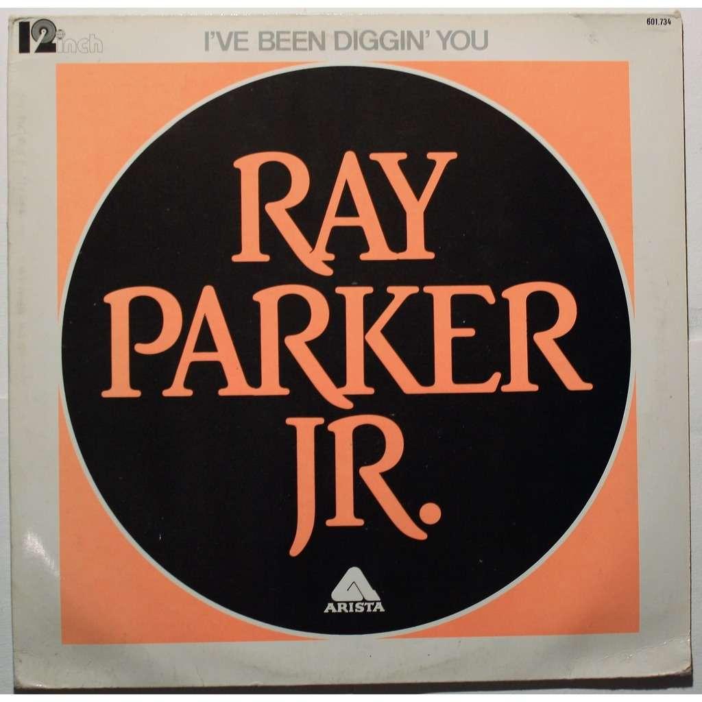 Ray Parker Jr. I've been diggin' you