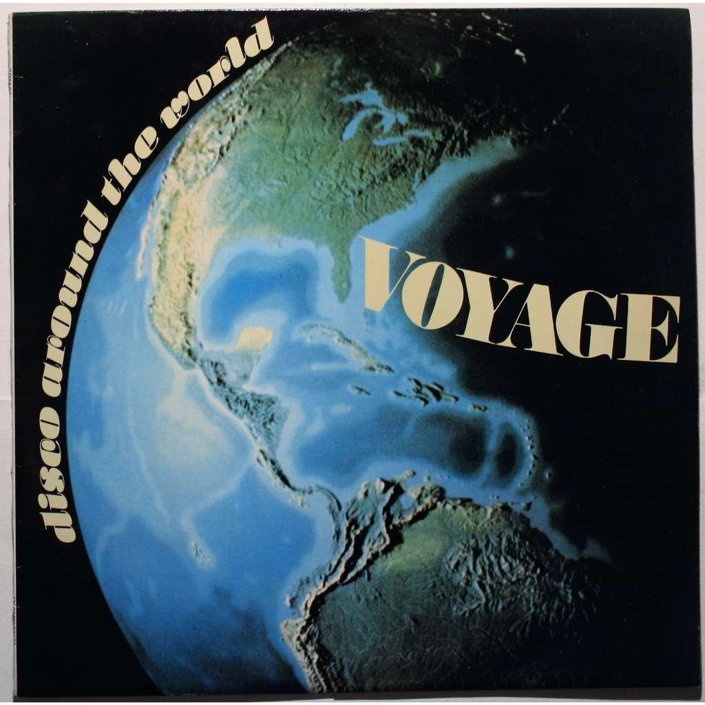 Voyage Disco around the world