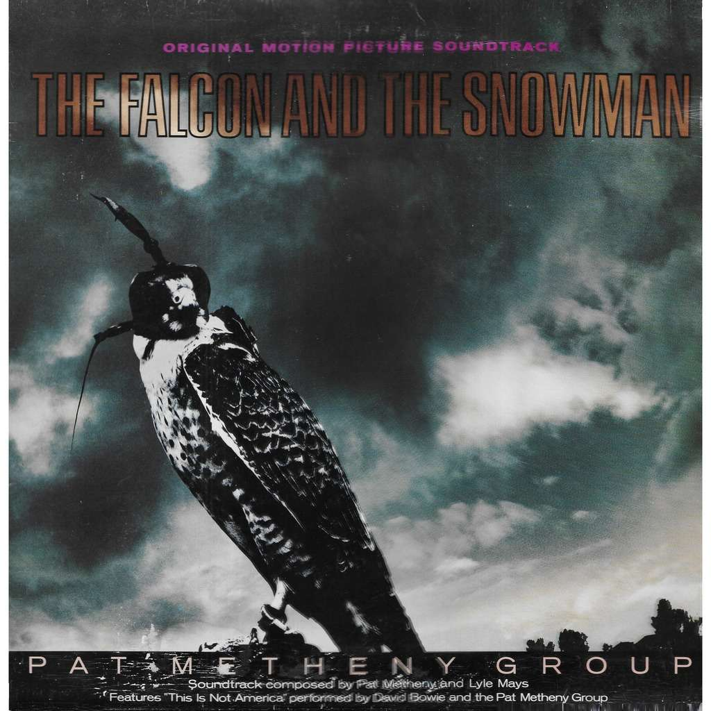 Pat METHENY Group The Falcon and the Snowman