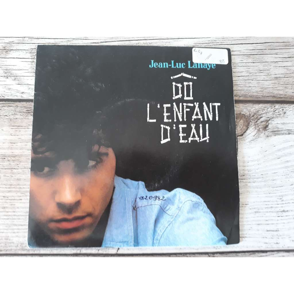 Jean-Luc Lahaye - Dô L'Enfant D'Eau (7, Single) Jean-Luc Lahaye - Dô L'Enfant D'Eau (7, Single)