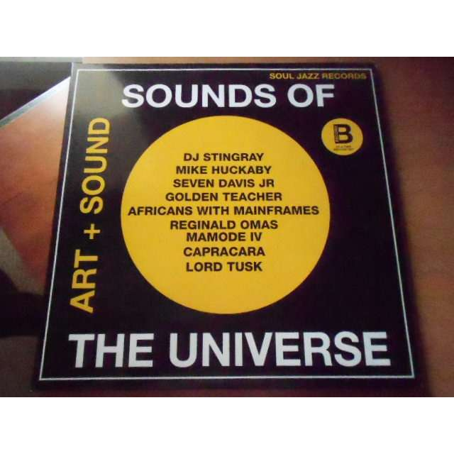 art+sounds dounds of the universe