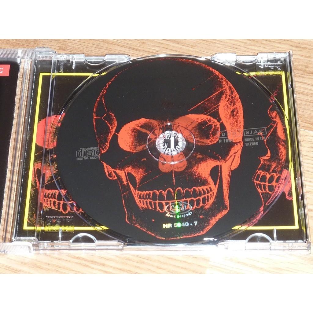 SUICIDAL TENDENCIES THE ART OF SUICIDE CD