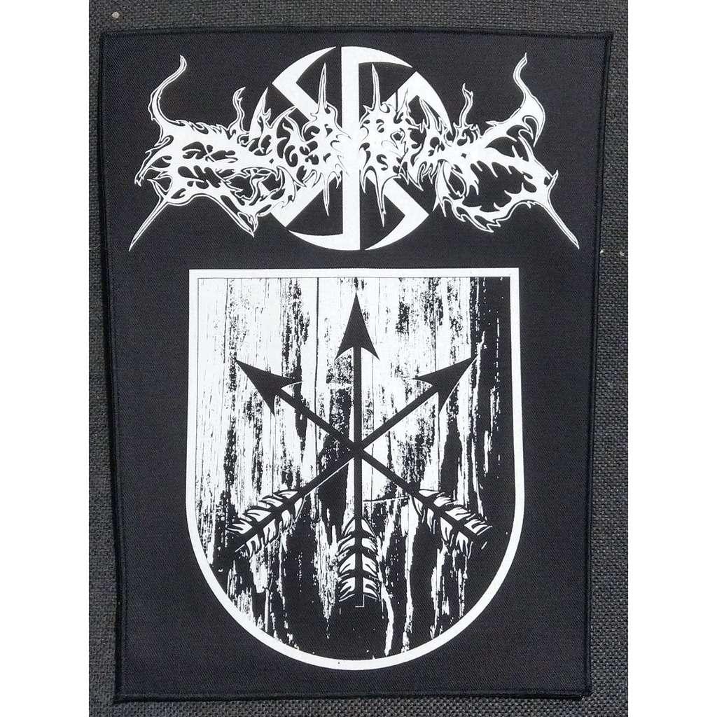 DUB BUK Logo Shield (Backpatch)