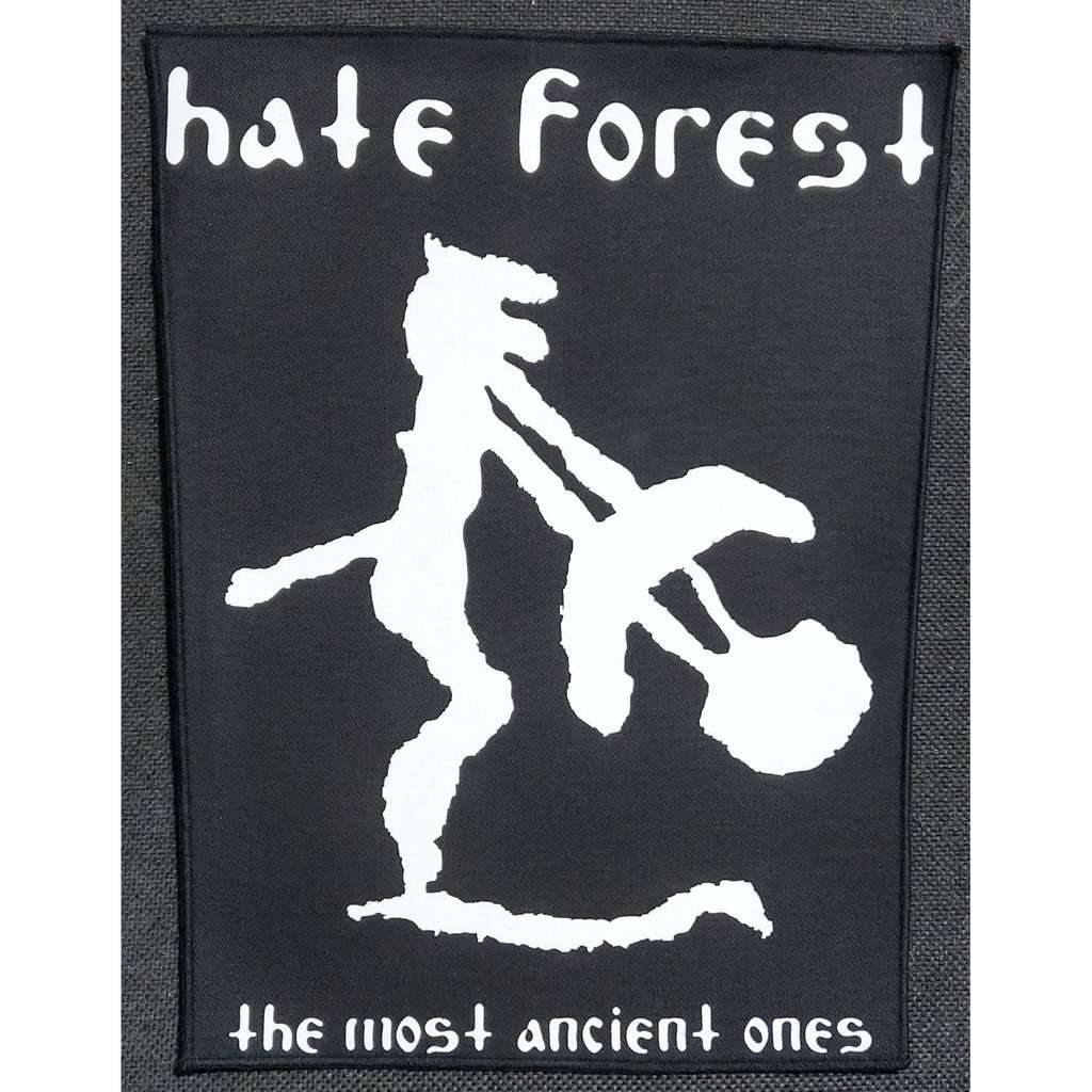 HATE FOREST The Most Ancient Ones (Backpatch)
