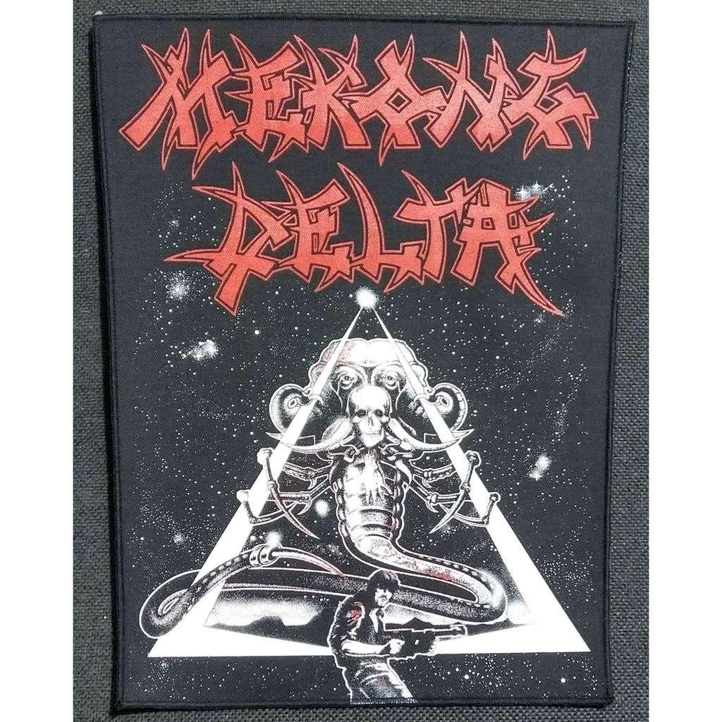 MEKONG DELTA Same Titled (Backpatch)