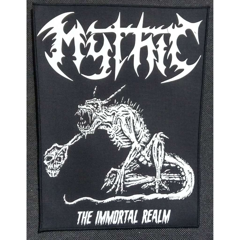 MYTHIC The Immortal Realm (Backpatch)