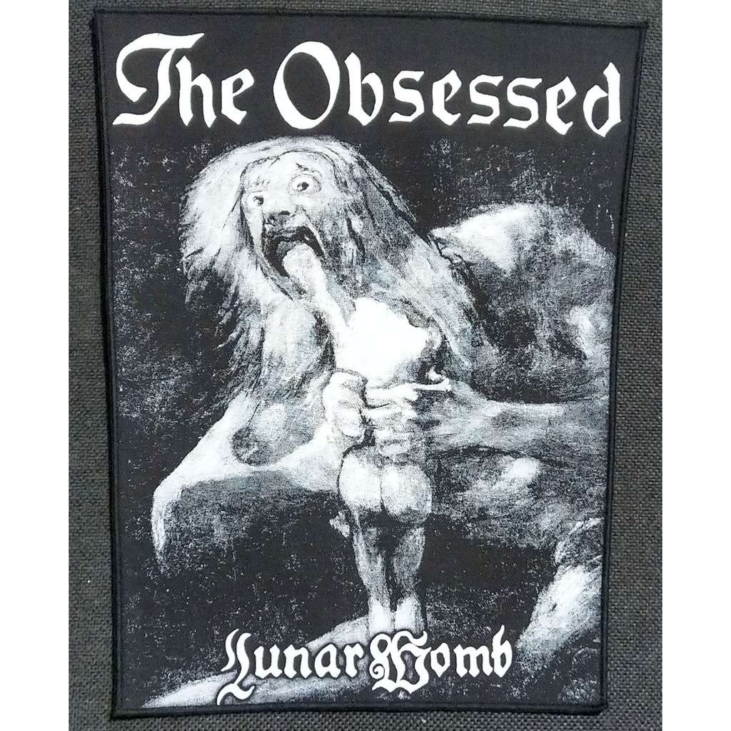 The OBSESSED Lunar Womb (Backpatch)