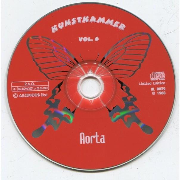 Aorta Aorta (Kunstkammer series vol.6)
