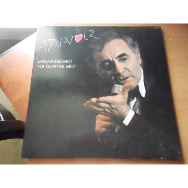 charles aznavour embrasse-moi / toi contre moi