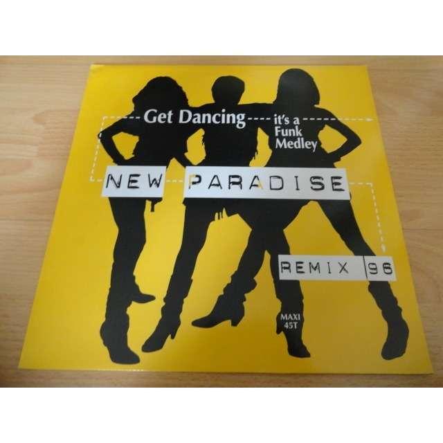 new paradise get dancing it's funk medley (remix 96)