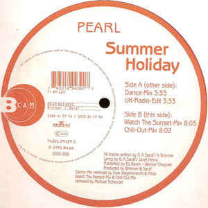 PEARL summer holiday (dance mix)