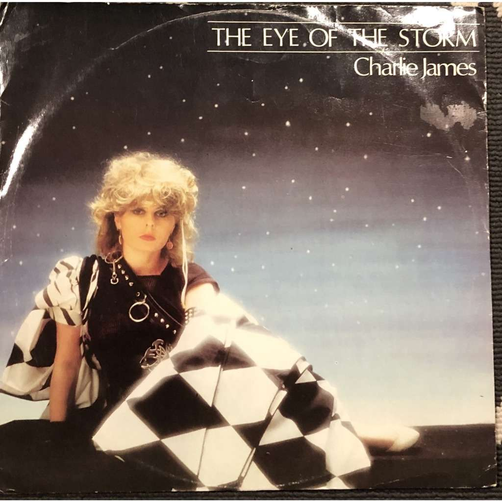 Charlie James Eye Of The Storm / Lady of the night