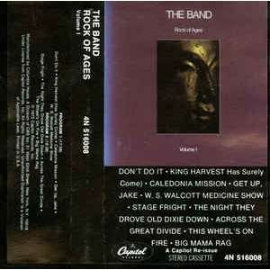 the band rock of ages volume 1