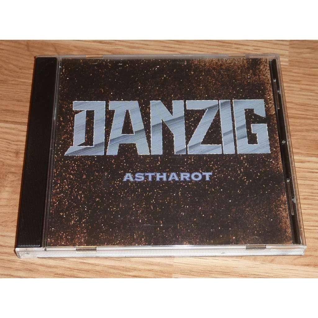 DANZIG ASTHAROT CD