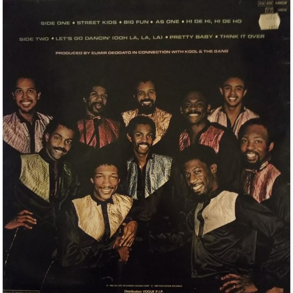 Kool & The Gang As One