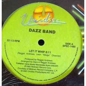 Dazz Band Let it Whip