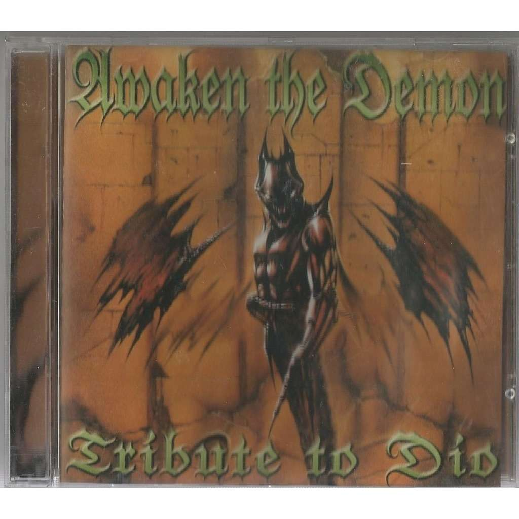Various / Steel Prophet Black Earth Seven Witches Awaken The Demon - Tribute To Dio