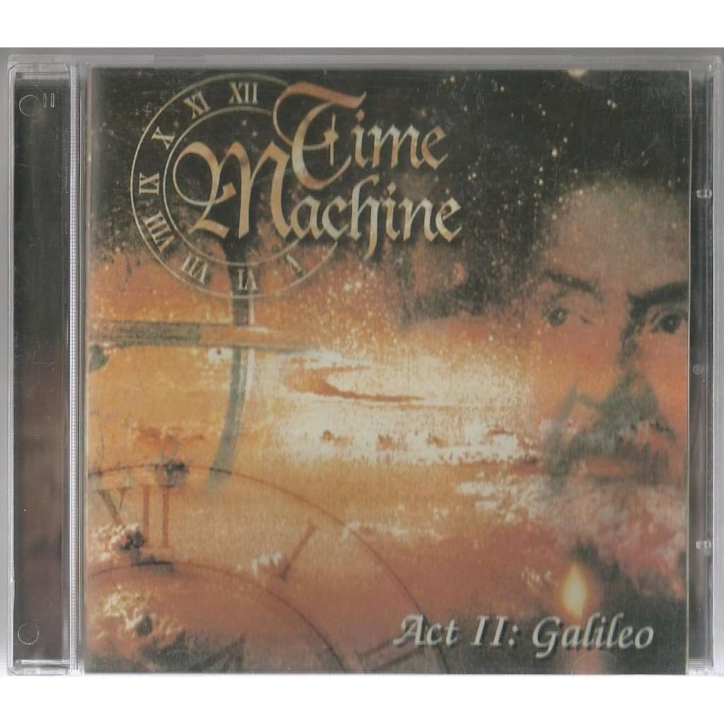 Time Machine Act II: Galileo (Italian Progressive Metal)
