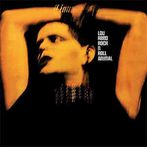 Lou Reed Rock N Roll Animal