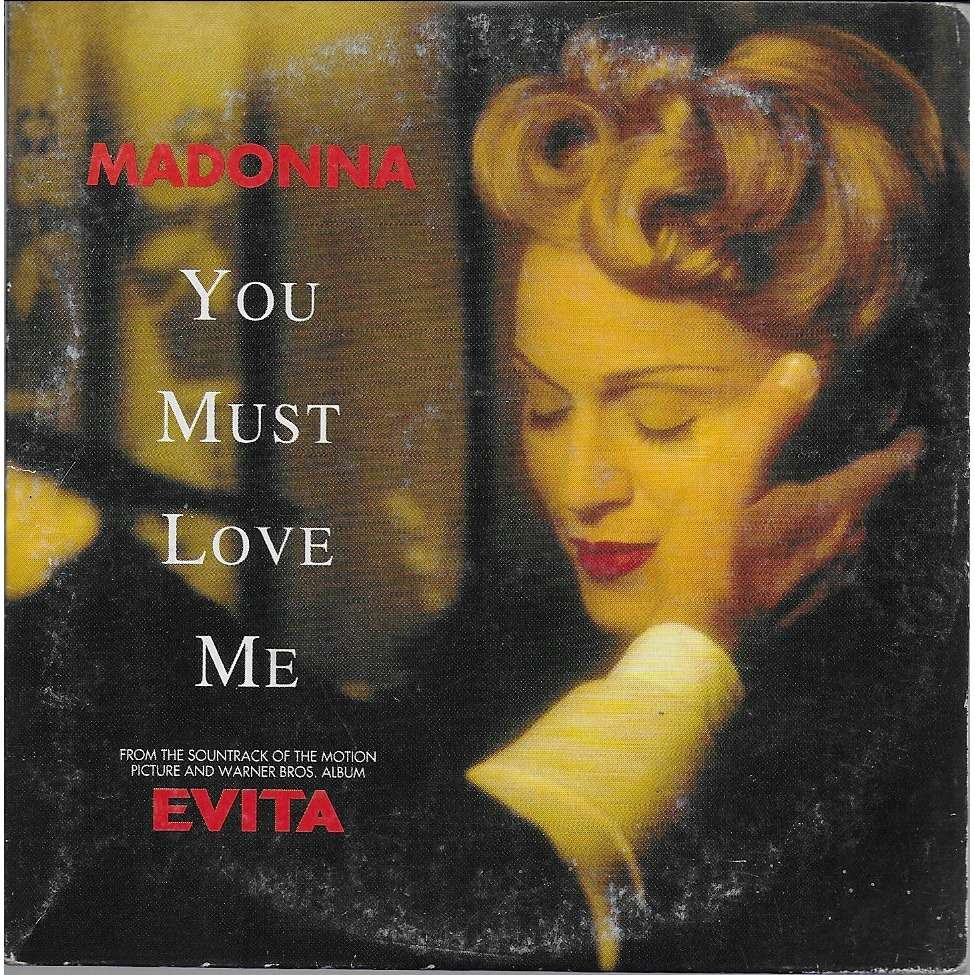 madonna / black 'n blue You Must Have Me