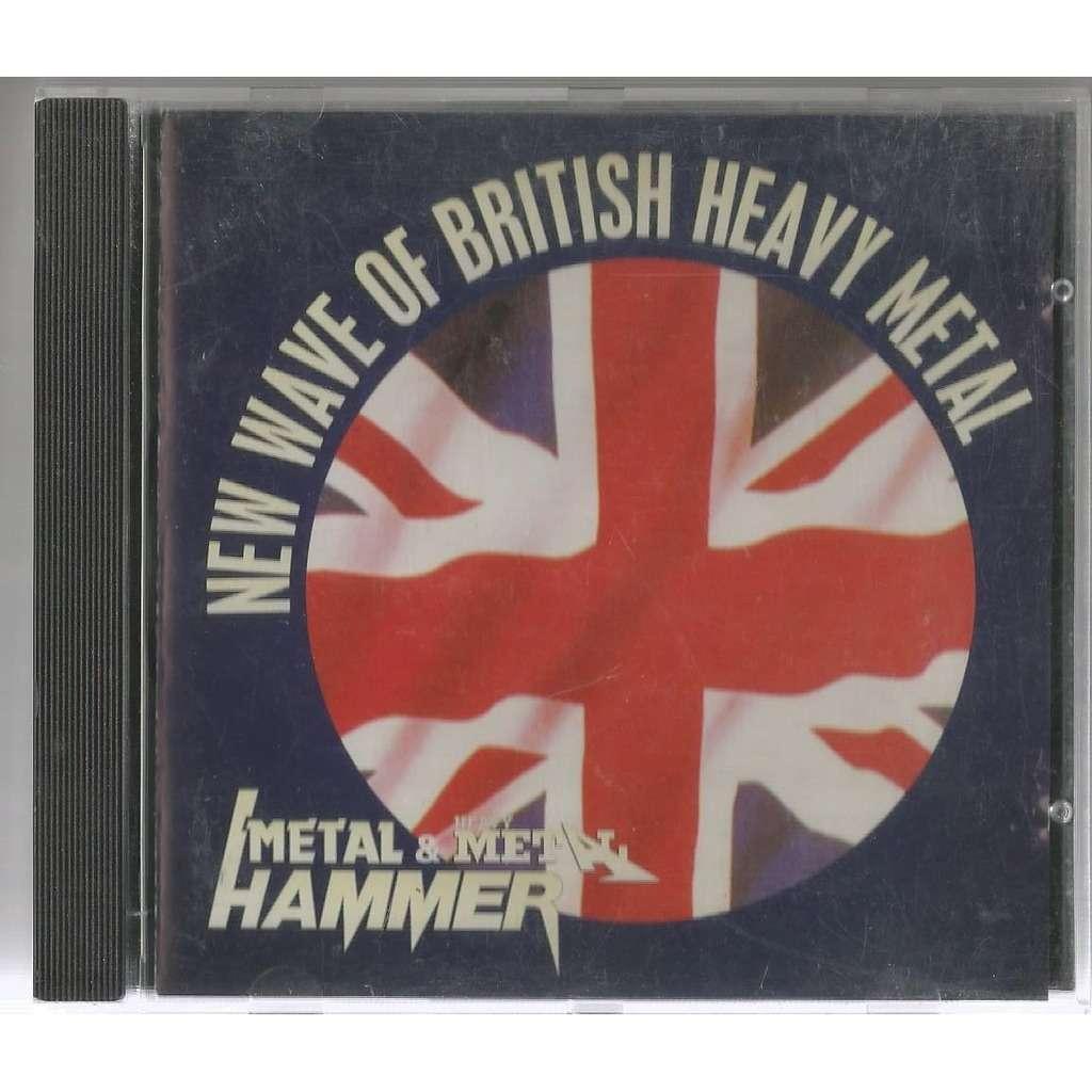 Various Blitzkrieg Jaguar Warfare Fist Raven New Wave Of British Heavy Metal