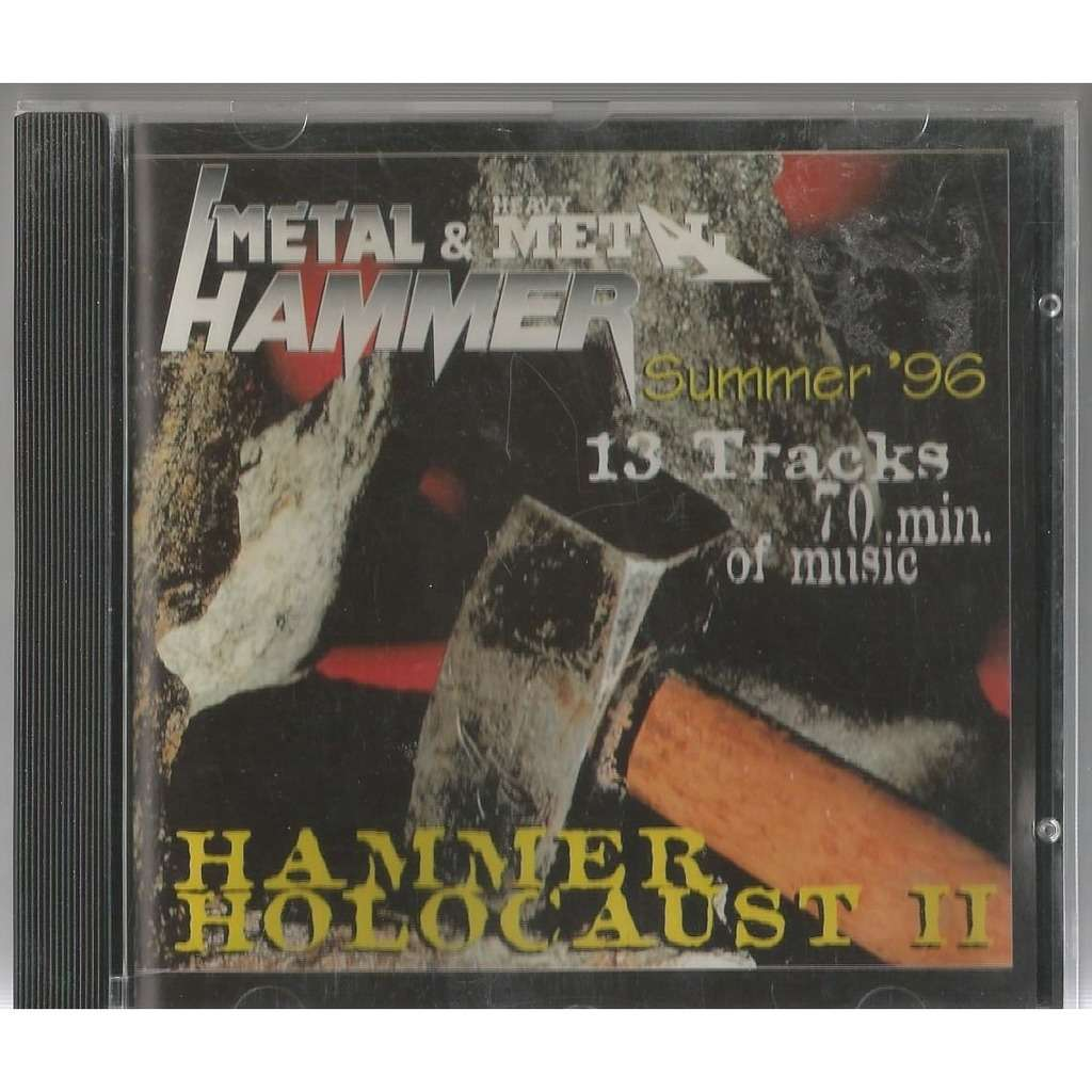 Various Nightfall Varathron Septic Flesh Marauder Hammer Holocaust II (Greek only heavy metal compilation)