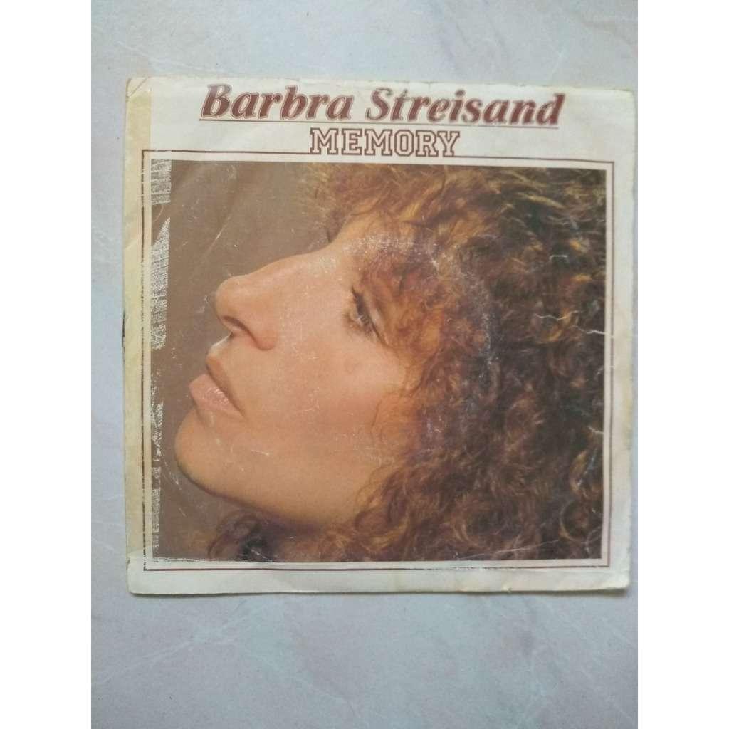 barbra streisand memory