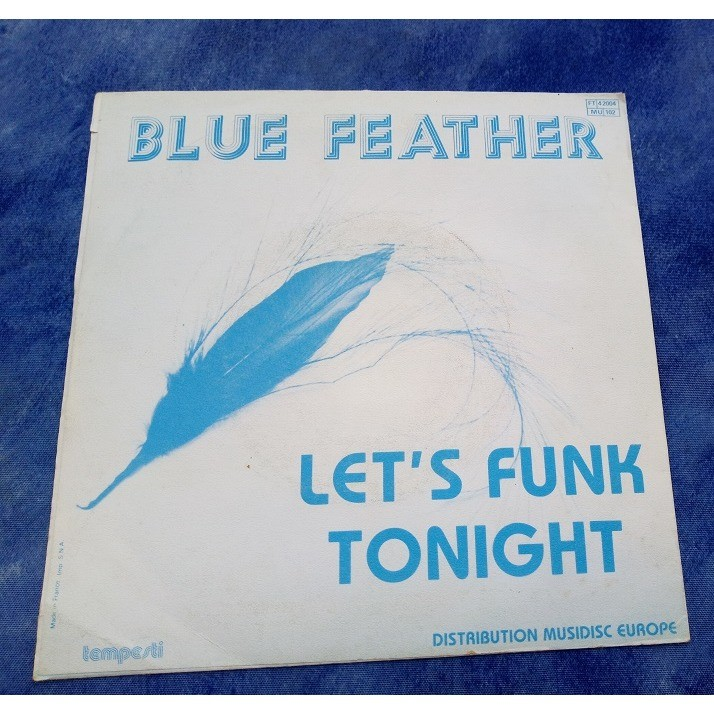 blue feather let's funk tonight