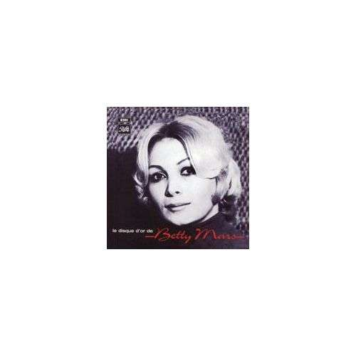 betty mars Le disque d'or