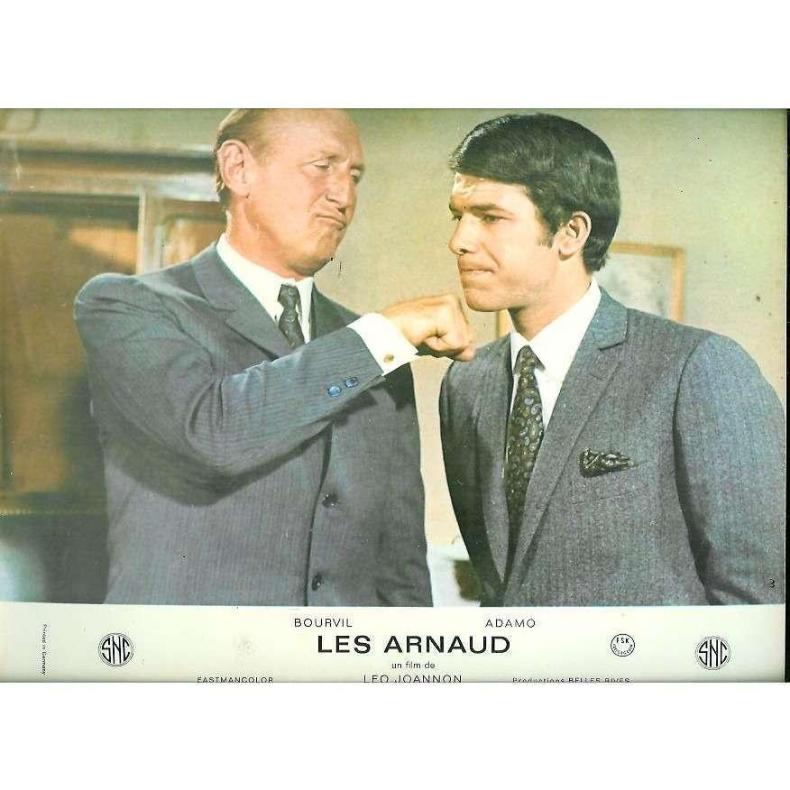 salvatore adamo Les Arnauds